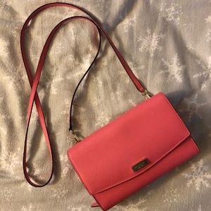KATE SPADE PINK phone crossbody bag